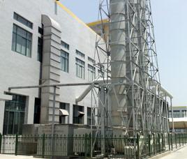 清洁生产废气处理系统定制案例