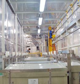 全自动化学镍金生产线